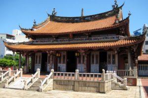 Confucian Temples Taiwan